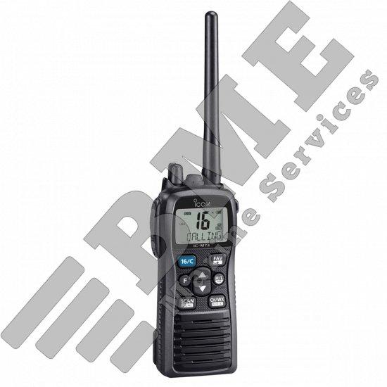 Icom M73 Submersible Handheld VHF Radio