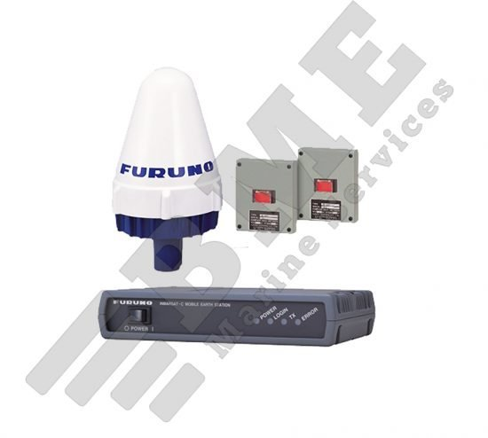 Furuno Felcom 15 / 16 antenna IC-116