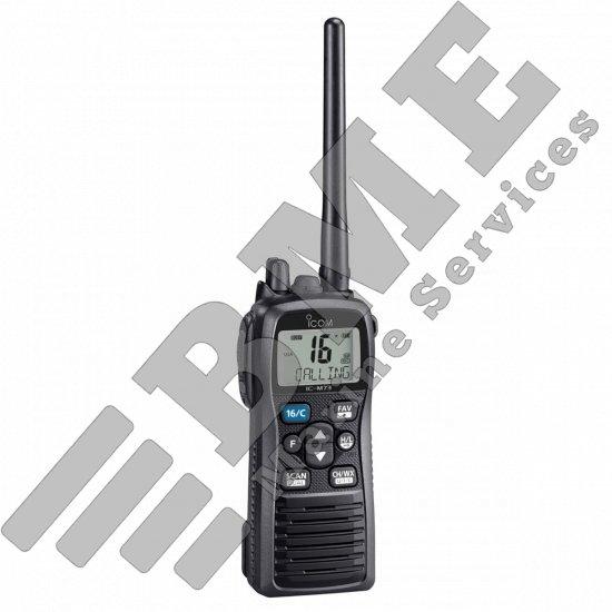 Icom M73 PLUS Submersible Handheld VHF Radio