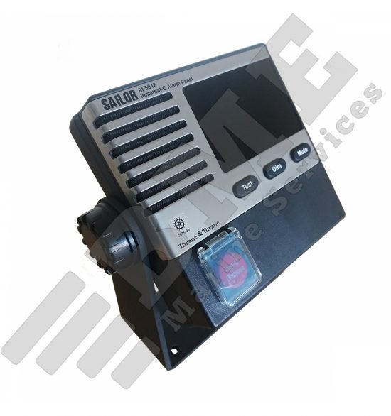 Alarm Panel AP5042, Sailor Inmarsat C
