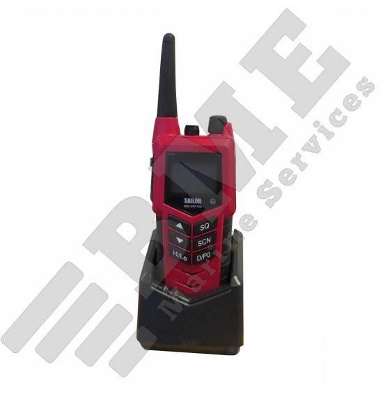 SAILOR 3965 UHF Fire Fighter Radio ATEX TT-3965A