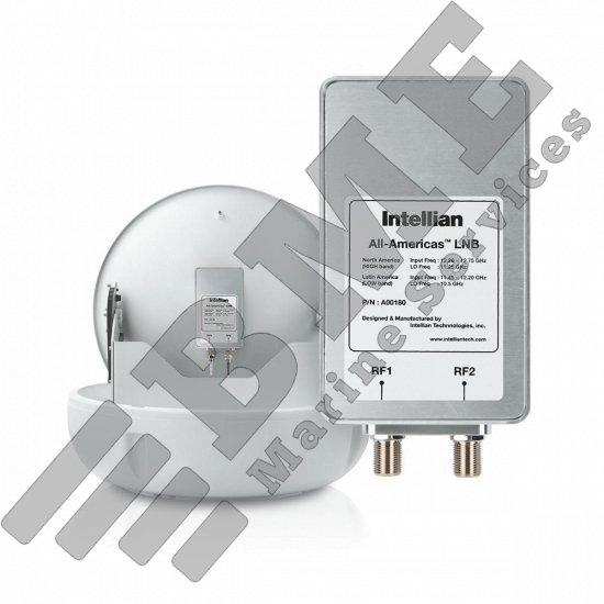 INTELLIAN I3 US SYSTEM 14.6″ W/ALL AMERICAS LNB – SOFTWARE UPDATE – B4-309SS