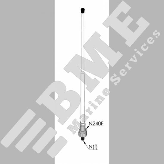 Marine VHF Antenna – CX4