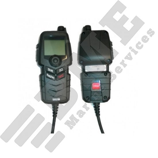 SAILOR 6204 Control Speaker Microphone 406204A-00500