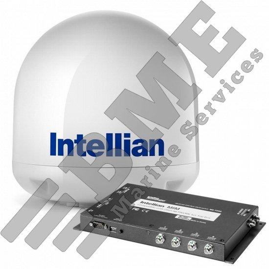 INTELLIAN I3 US SYSTEM W/MIM SWITCH – B4-309DN