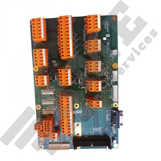 Furuno 03P9342A(LF) TB PCB for Radar