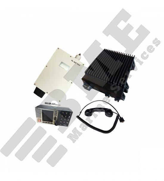 Sailor MF/HF radio 5000 series, 150W