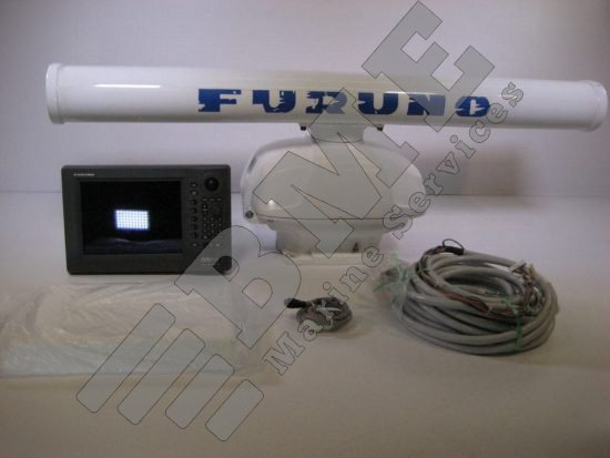Furuno 10.4″ Navnet C-map VX2 1944C/NT 6KW 4′ Open Array Radar System