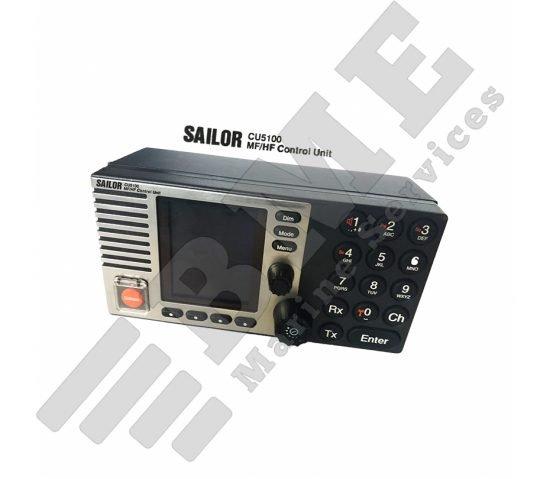 Control Unit for MF/HF radio Sailor 5100