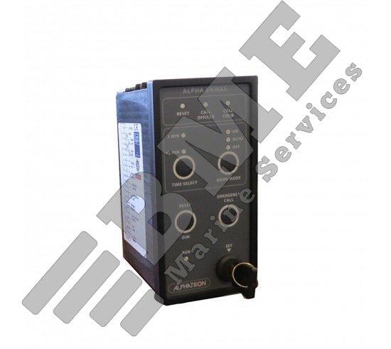 Alphatron BNWAS Control panel 3115-0004