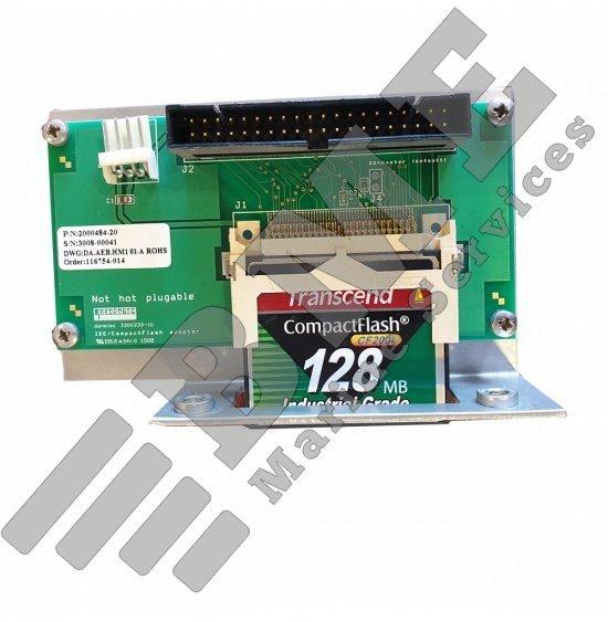 CF card reader for Danelec VDR