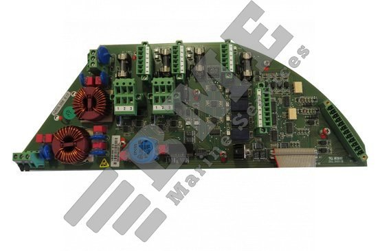 Connection PCB for Raytheon Anschutz gyro Standard 22: 110-233.x13