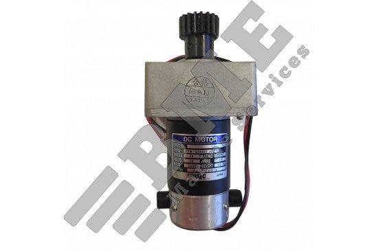 DC motor for radar type DTM- G3525T