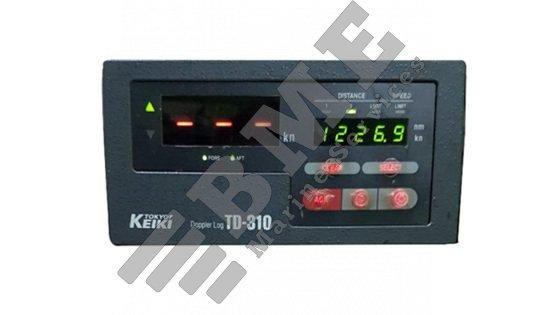 Display unit for speed log Tokyo Keiki TD-310