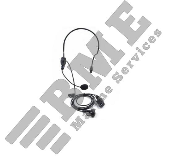 Entel CHP1 Single Earpiece Vox Headset