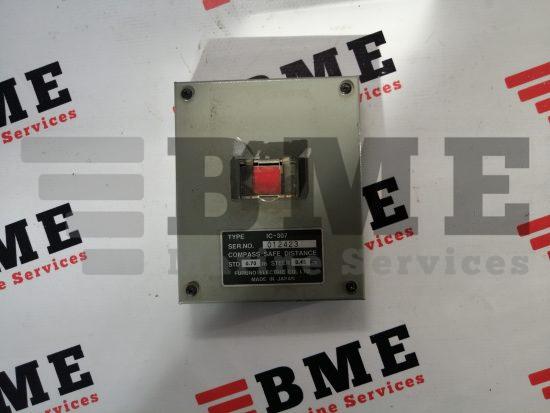 FURUNO IC-307 SSAS Alert Button
