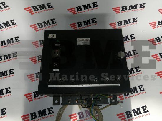 Tokimec/ Simrad Gyro Compass Transmission Unit RGC-11 // SN: 2020
