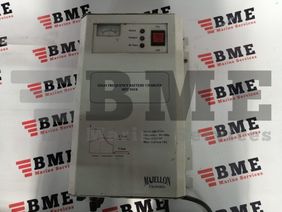 Majellon HFC 2416 High Frequency Battery Charger