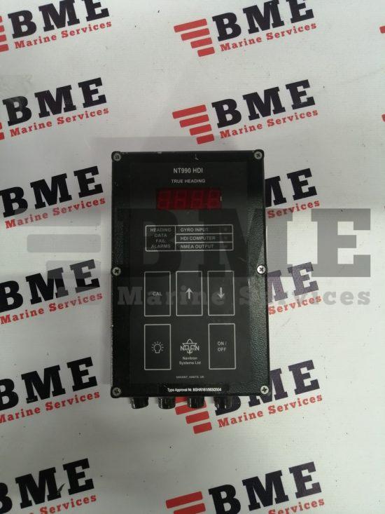 Navitron NT990 HDI Heading Data Interface 990 HDI/2 Radar & Heading Repeater IF