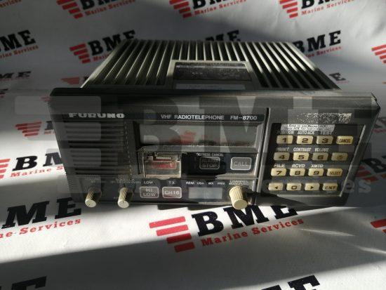 FURUNO VHF RADIOTELEPHONE FM-8700