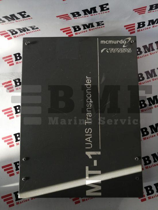 MCMURDO TRANSAS AIS MT-1 UAIS Transponder