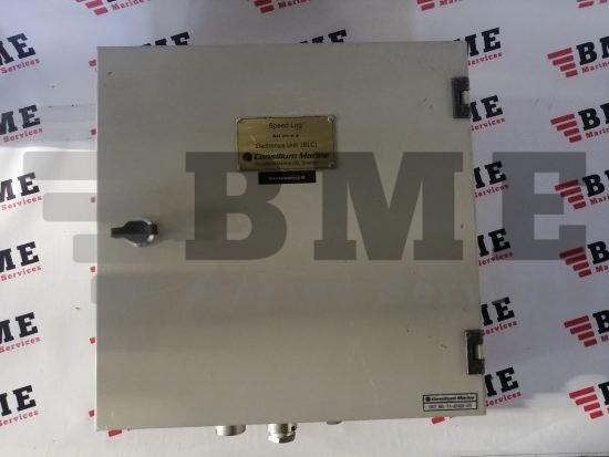 Consilium Marine Speed Log SAL Imcor2 Electronics Unit (ELC)