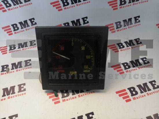 DEIF Dan control IND XL144FM Signal tachometer