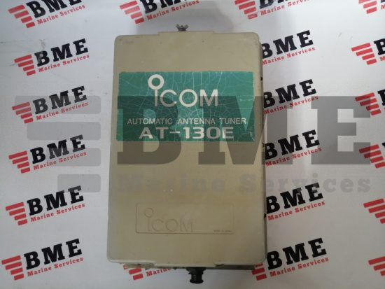 ICOM Automatic Antenna Tuner AT-130E