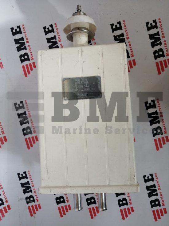SAILOR MF/HF Antenna Aerial Coupler AT2110 / DEBEG 3140 250W
