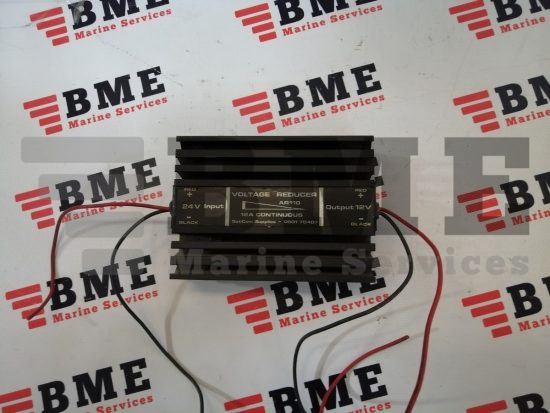 SATCOM VOLTAGE REDUCER AR110 12A 24V(input)/12V(output)