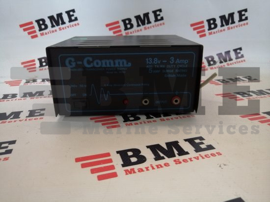 G-comm stabilized transceiver power supply GC03