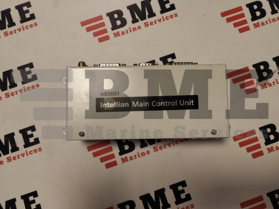 Intellian V1-4007_D Main Control Unit Assembly AB0001