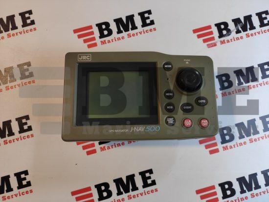 JRC J-NAV 500 GPS NAVIGATOR NWZ-4551