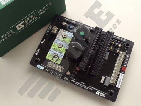 Leroy Somer R450 Voltage Regulator AVR