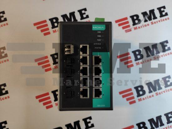 Moxa EDS-G509 9-Port Managed Switch
