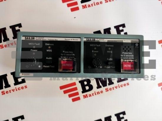 Sailor TT-3043CP Remote Alarm / Distress Box