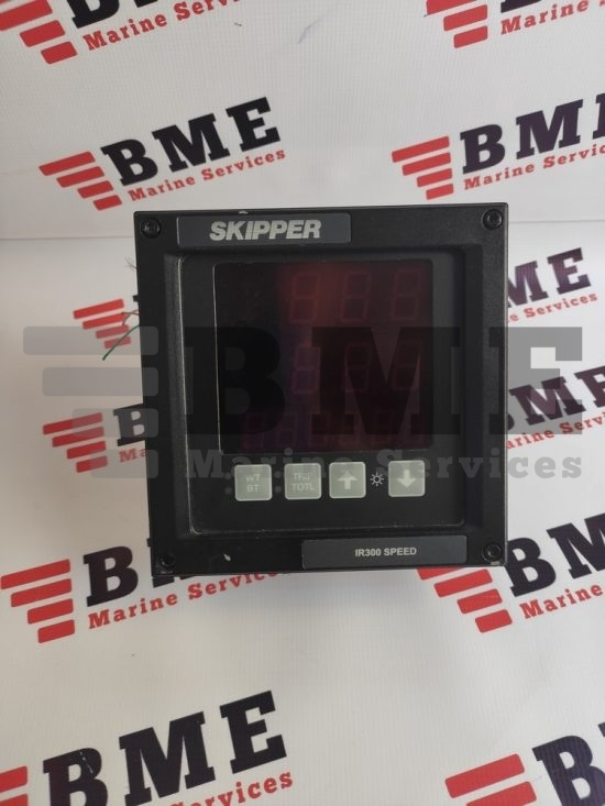 Skipper Digital Speed And Distance Repeater IR300