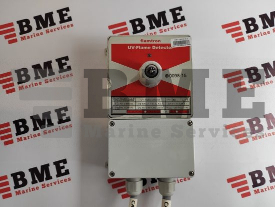 flamtron UV-Flame Detector 800/24 VST-K-NT A
