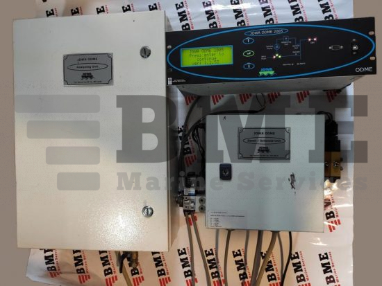 JOWA ODME 2005 – Oil Discharge Monitoring Set